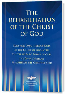 The Rehabilitation of the Christ of God