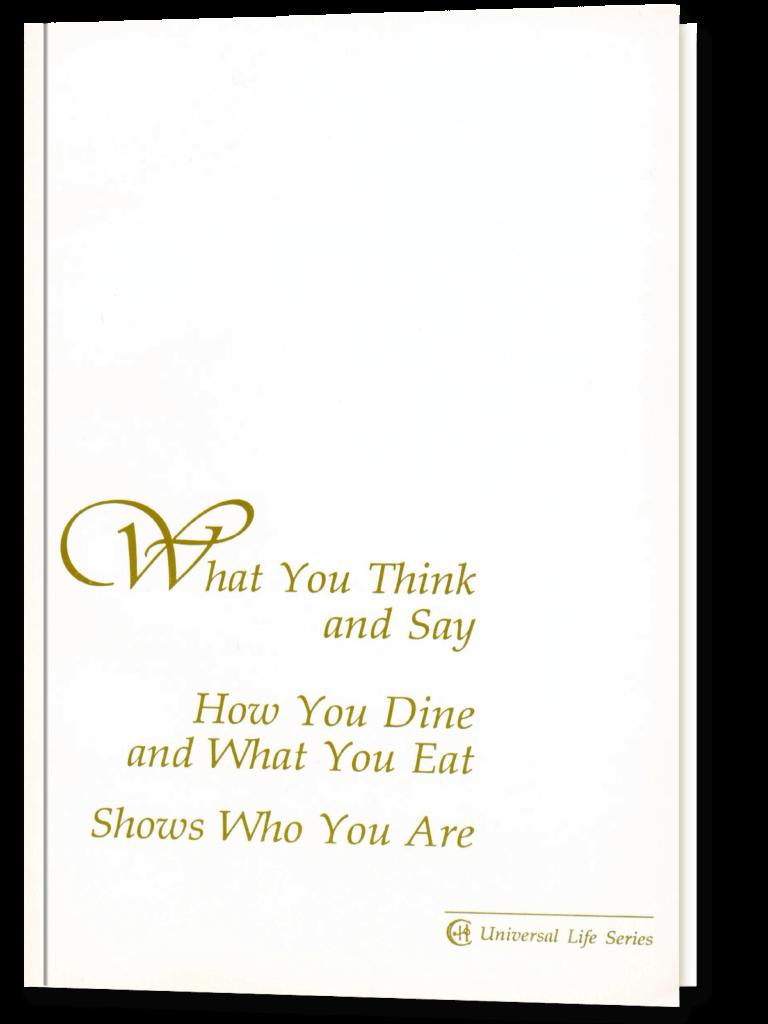 Detta är Mitt Ord. A och Ω. Jesu Evangelium - Gratis broschyr