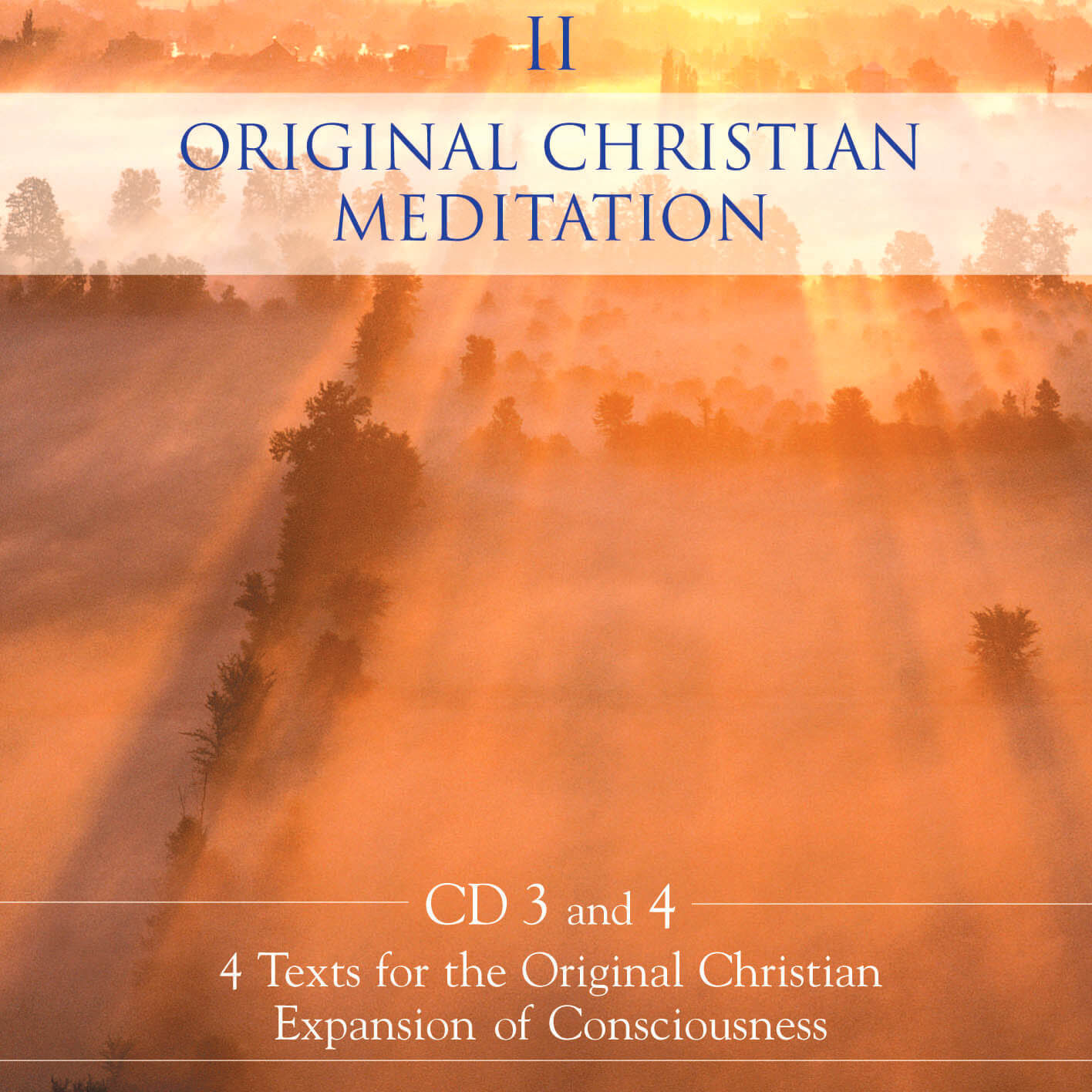 Original Christian Meditation Course II - Box 2