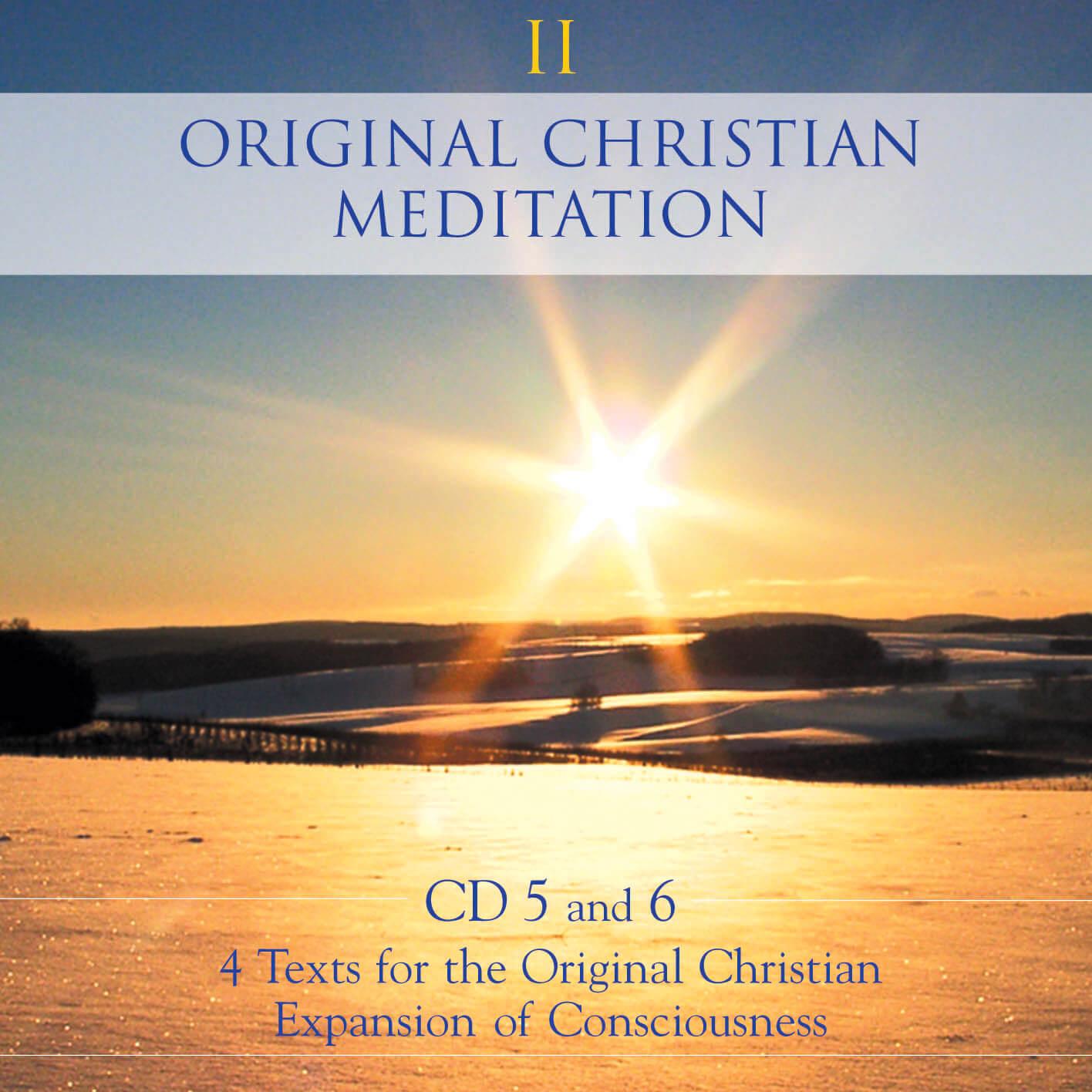 Original Christian Meditation Course II - Box 3