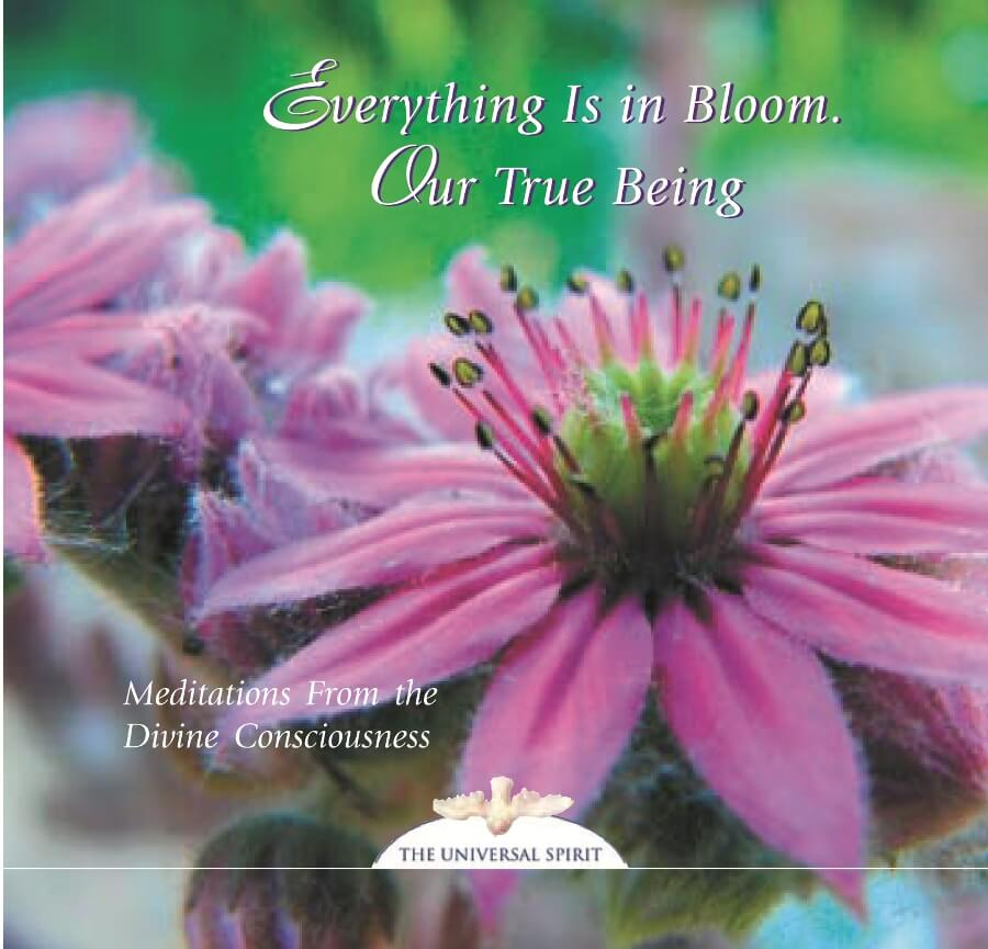 Everything Is In Bloom and Our True Being