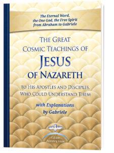 The Great Cosmic Teachings of Jesus of Nazareth