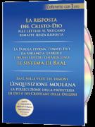 La risposta del Cristo-Dio alle lettere al Vaticano rimaste senza risposta * I profeti di Dio chiariscono: il sistema di Baal  * L'inquisizione moderna