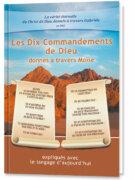 Les Dix Commandements de DIEU donnés à travers Moïse
