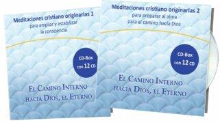 Oferta CD – Meditaciones cristiano-originarias 1 y 2