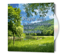 Prayer Means to have Compassion and Bear Responsibility