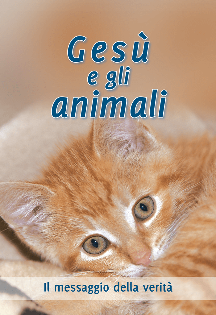 PDF - Gesù e gli animali