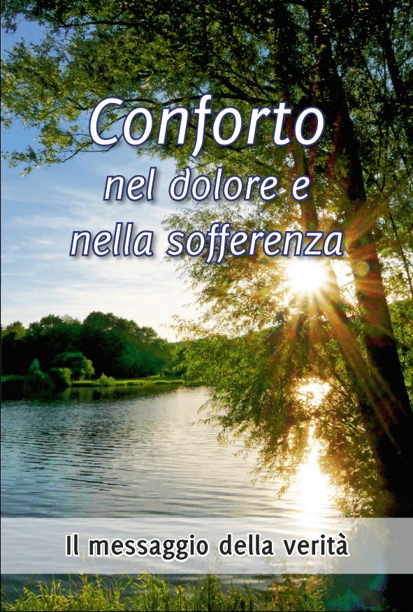 Conforto nel dolore e nella sofferenza