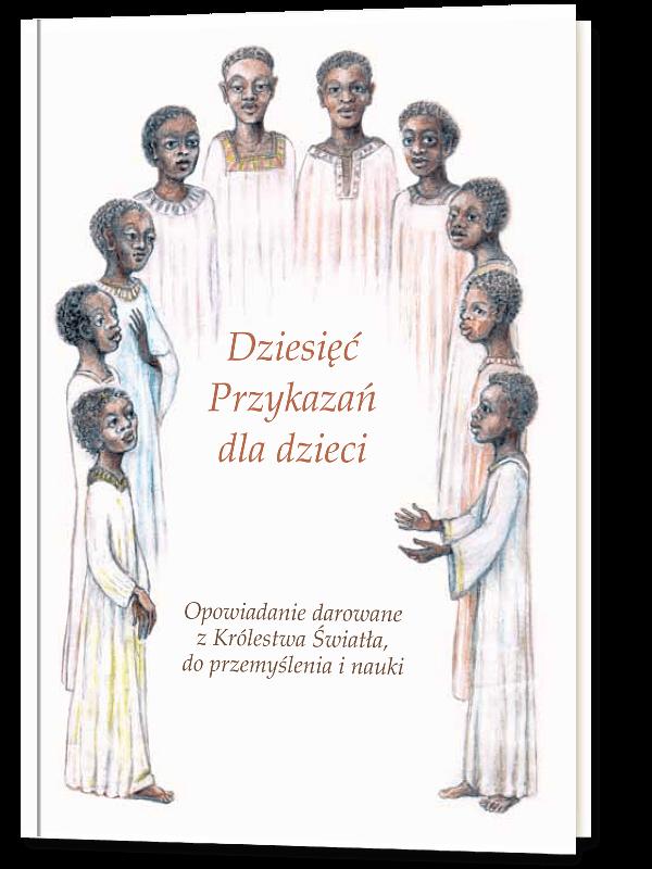 Dziesięć Przykazań dla dzieci