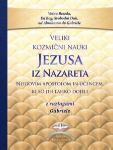 VELIKI KOZMIČNI NAUKI JEZUSA IZ NAZARETA