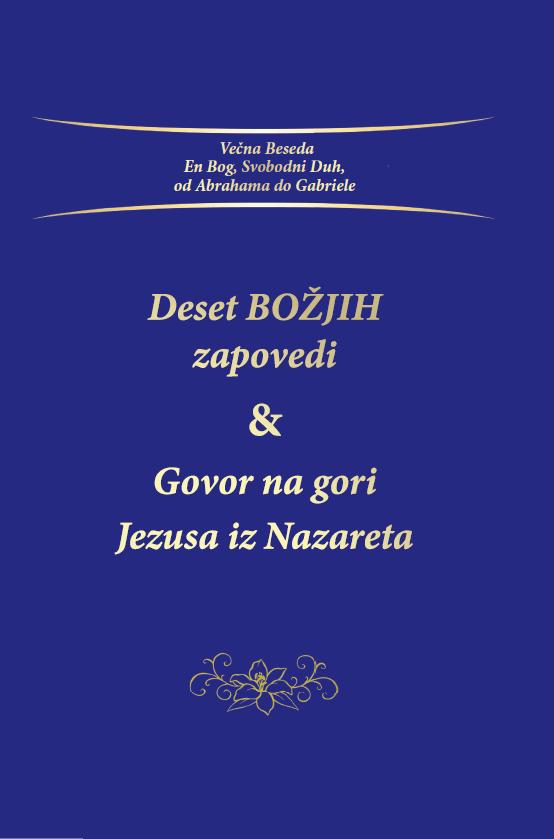 Zakonitosti iz Božjega Kraljestva,<br /> našega Nebeškega Očeta<br />