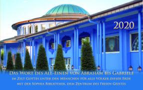 Namizni koledar 2020 – Biblioteka Sophia