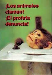 ¡Los animales claman! ¡El profeta denuncia!