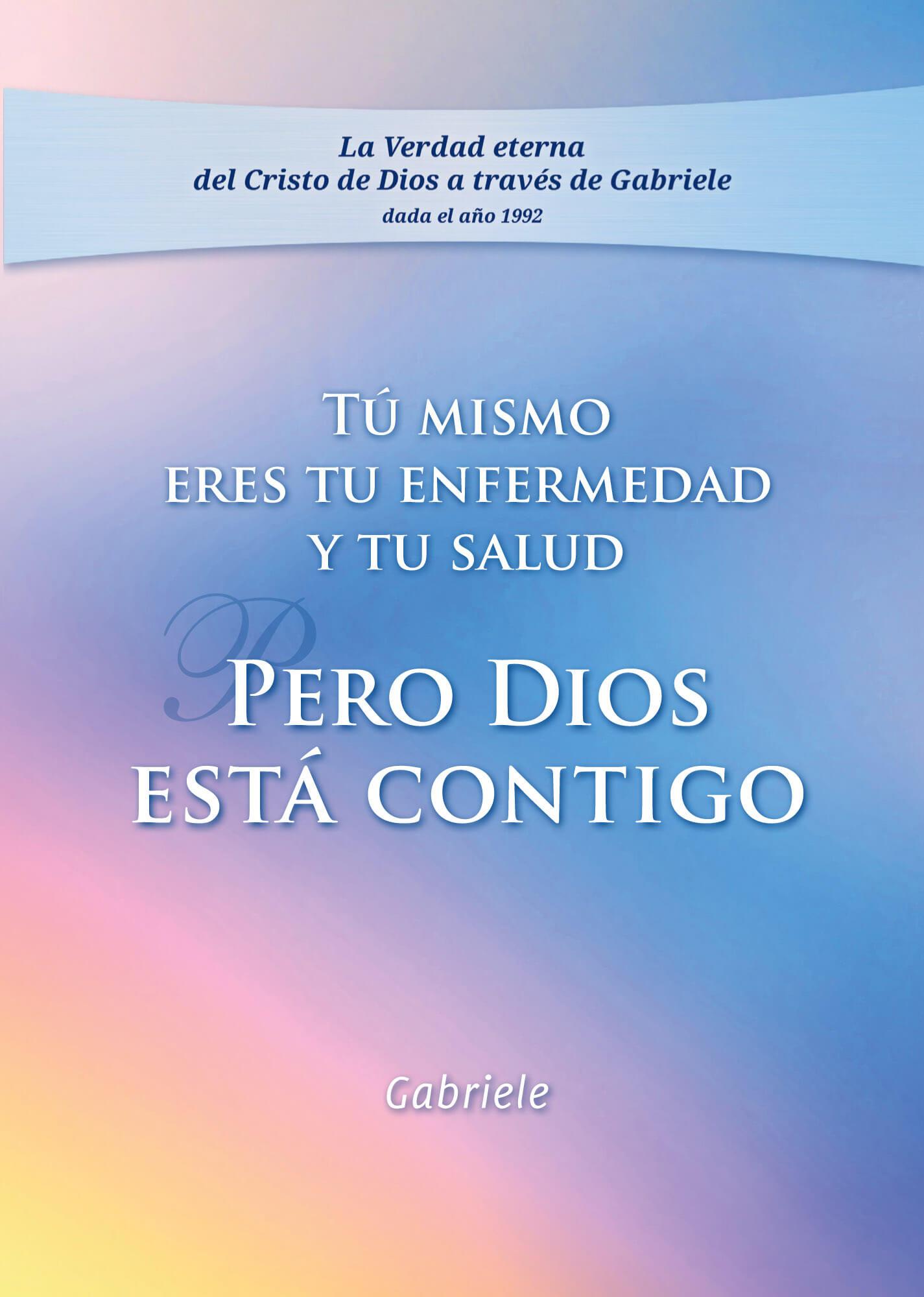 Libro «Tú mismo eres tu enfemedad <br /> y tu salud» y CD «Sanación Profética Divina»