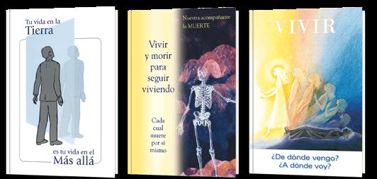 OFERTA  3  Libros<br /> «Vida después de la muerte»