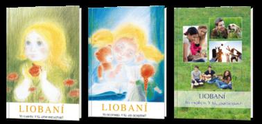 Oferta libros – Liobaní para niños, jóvenes, padres y educadores