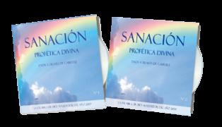 Oferta CD – Sanación Profética Divina 1 y 2