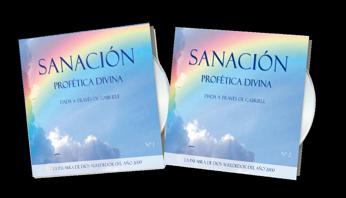 Oferta CD - Sanación Profética Divina 1 y 2